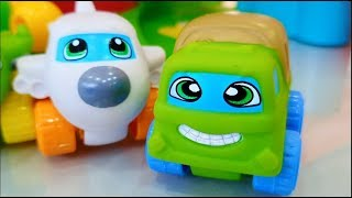 Lots of Cars Collection For Kids * Nursery Rhymes