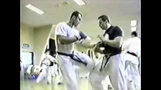 Hiroshigi.The best of kiokushinkai kumite 1 2. http://youtu.be/edb6...