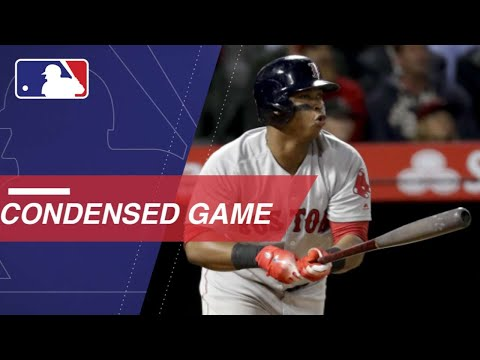 Condensed Game: BOS@LAA - 4/18/18
