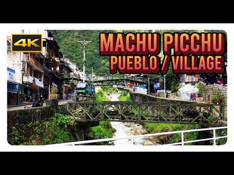 [4K] Aguas Calientes / Machu Picchu Pueblo - Peru - Cinematic | [UHD] [Ultra HD] [2160p]