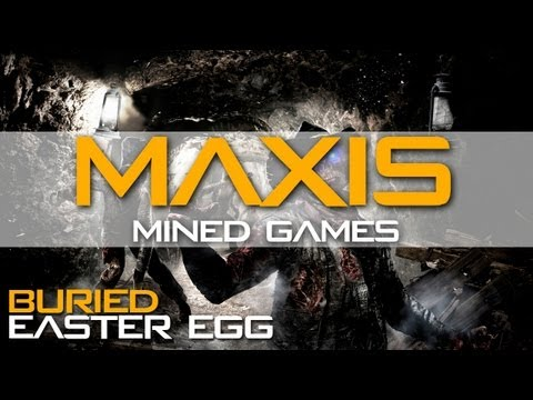 Buried Easter Egg Maxis Compilation: Mined Games Achievement