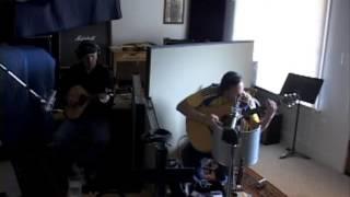 Jimmy Gaudreau Moondi Klein recording w/ Stuart Martin