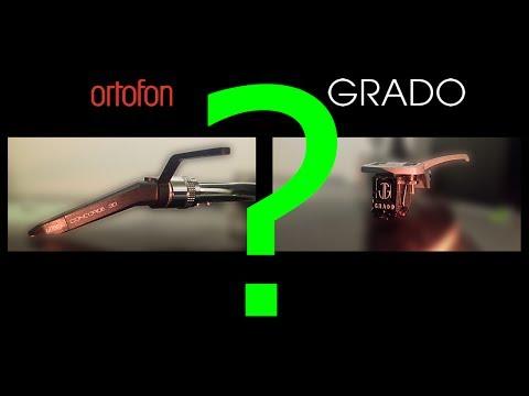 Ortofon 2m Vs Concorde Dj Talking Heads Sax And Vi