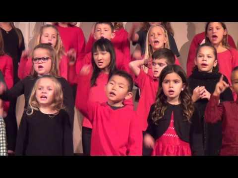 He Shall Reign Forevermore - Grace Christian Christmas Musical - Chris Tomlin