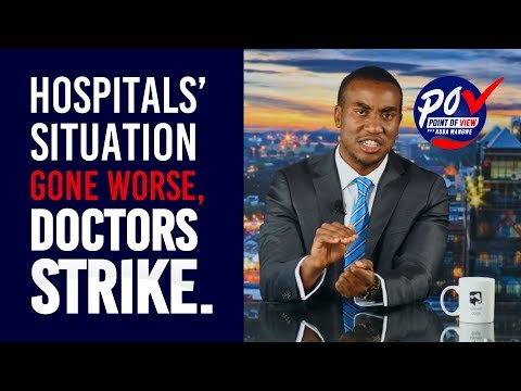 Why You Shouldn't Get Sick In Zimbabwe | Point of View with Kuda Mangwe