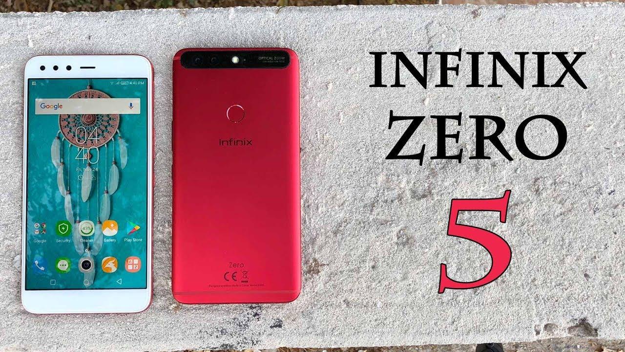Infinix Zero 5 price in Kenya specs & review ▷ Tuko co ke