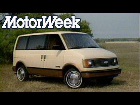 1985 Chevy Astro / GMC Safari | Retro Review