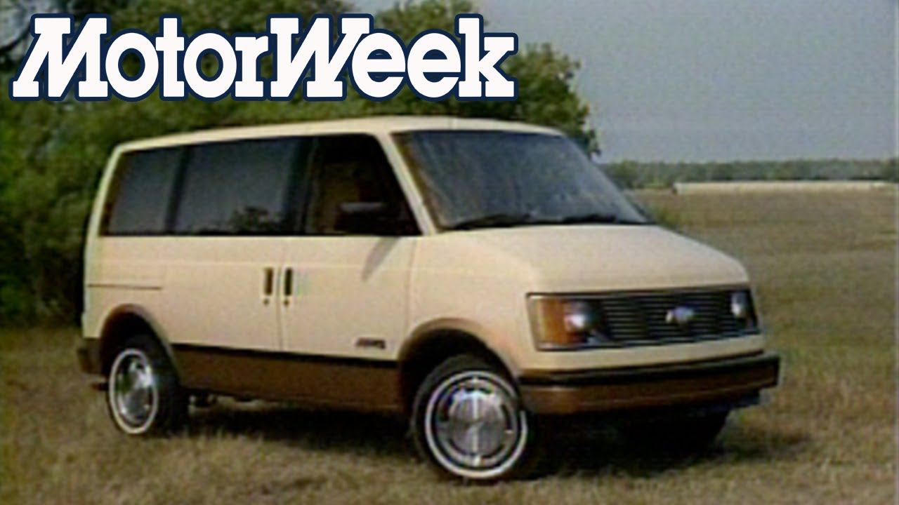 1985 Chevy Astro Gmc Safari Retro Review Youtube