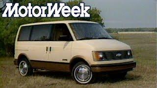 1985 Chevy Astro / GMC Safari | Retro Review