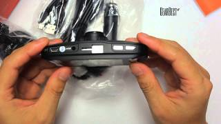 full hd car dvr 4x digital zoom video recorder from gearbest com