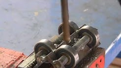 Wow!Awesome ideas of the bearings for welding