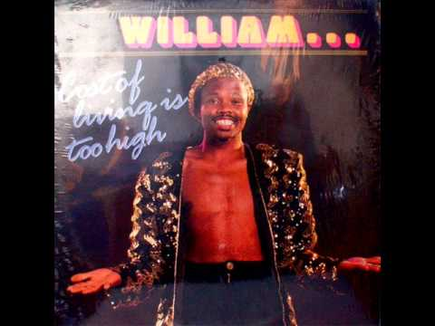 William Mthethwa & The Young Five - Cost Of Living Is Too High (1987)
