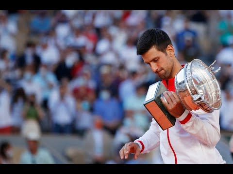 Djokovic fights back to win French Open