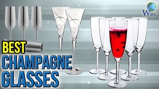 10 Best Champagne Glasses 2017