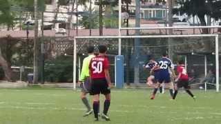 香港國際vs張振興 2015 11 28 d1學界足球甲組 精華