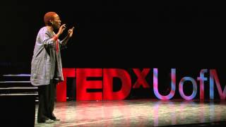 Untapped Fierceness/My Giant Leaps: Gina A. Ulysse at TEDxUofM thumbnail