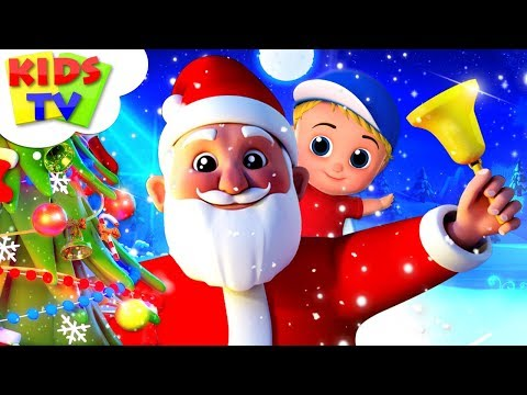Jingle Bells | Christmas Songs For Kids | Xmas Music 2018 - Kids TV