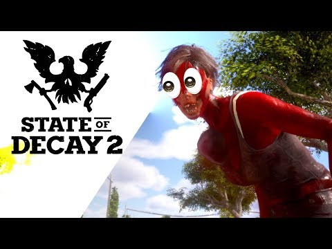 STATE of DECAY 2 \\ HUNTING ZOMBIES AND MAKING NEW FRIENDS !drink