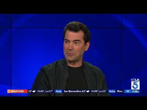 "Ron Livingston Discusses Playing a Straight Shooter in ""Loudermilk"""