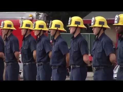 iClip - Fire Academy Graduation