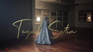 Cover images Muna Shahirah - Teguh Setia ( Official Music Video )