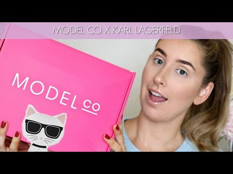 Model Co X Karl Lagerfeld | First Impression