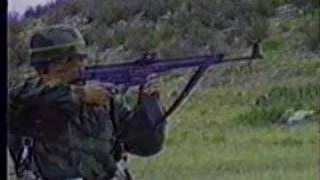 mp44 mp43 stg44 sturmgewehr assault rifle firing action