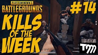 BATTLEGROUNDS - TOP 10 KILLS OF THE WEEK #14 (Best Epic Plays & WTF Moments in PUBG)