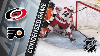 03/01/18 Condensed Game: Hurricanes @ Flyers