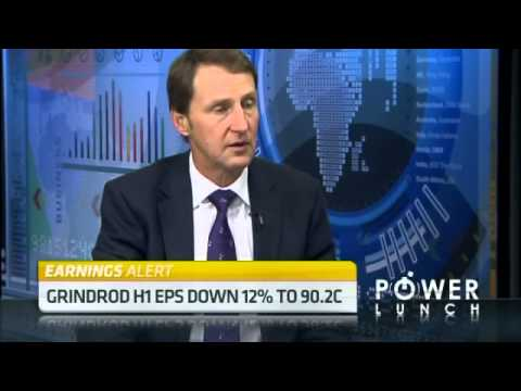 GRINDROD H1 up 29%