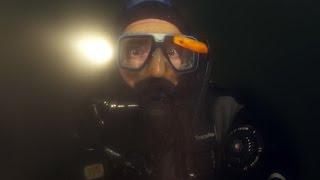 Янтарный дайвинг в Калининграде - Kaliningrad Amber Diving