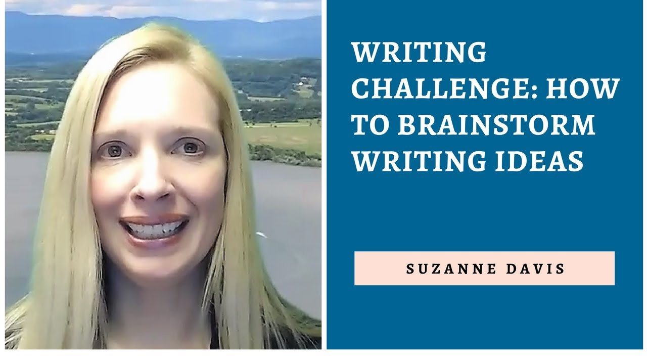 brainstorming for writing