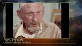 Star Wars Episode V: Irvin Kershner Interview