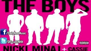 Nicki Minaj - The Boys feat. Cassie (Explicit)