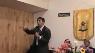 ministerio evangelismo en llamas vigilia jovenes 2 parte del mensaje de oidas te habia oido