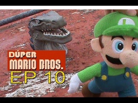 Dúper Mario Bros - Episodio 10 (Aniversario)