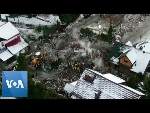 8 Dead After Gas Blast Destroys House in Poland