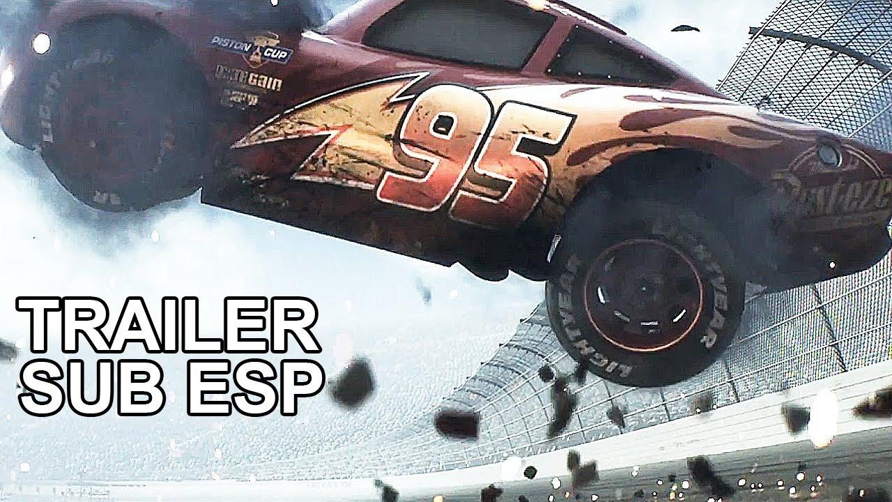 Latino 3 2017 Español Cars Subtitulado Trailer 3T1cFlKJ