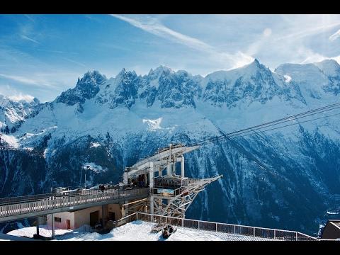 French Alps - Chamonix, Mont Blanc | Drone 4k
