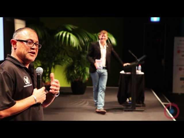 Entrepreneur Revolution - A KPI Micro Documentary
