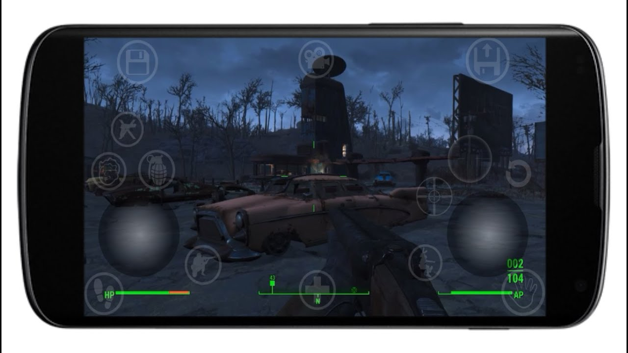Fallout 4 na Androida [PL] Download