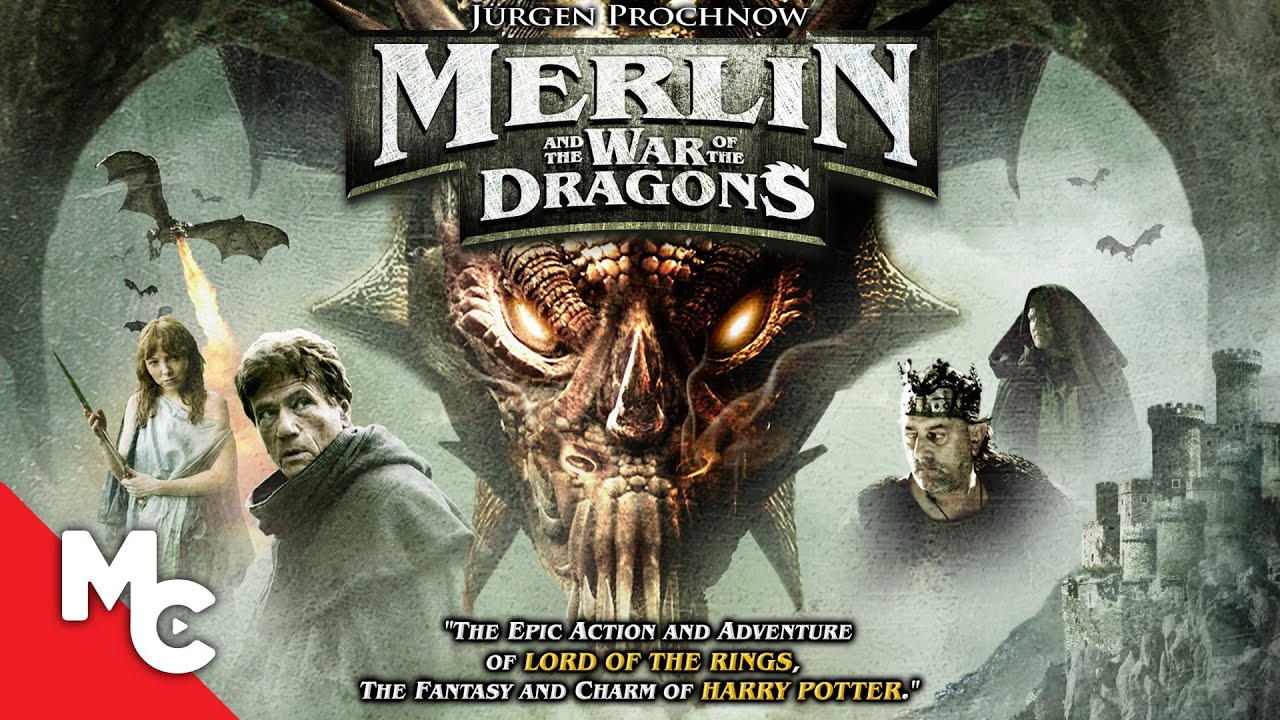 Merlin And The War Of The Dragons | Full Fantasy Adventure Movie