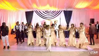 Trevor Dongo & Xtra Large best wedding performance