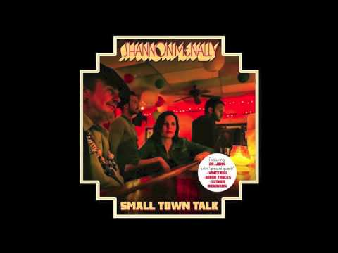 String Of Hearts by Shannon McNally - Small Town Talk (2013)
