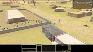 """Combat Mission: Shock Force  Боевая группа """"Гром"""" 1 часть"""