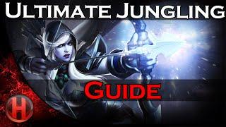 Ultimate Jungling Guide Drow Ranger Dota 2 by Boneless