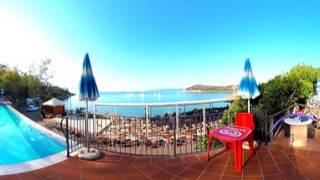 Piscina - Camping Telis a Tortolì, Sardegna - Video 360
