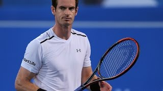 Andy Murray suffers shock defeat against David Goffin in Abu Dhabi