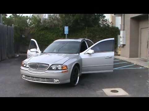 2001 Lincoln Ls Sport V8 Youtube