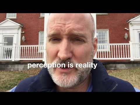 Perception is reality, understanding depression the way out of it, please watch